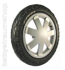 Quinny BUZZ Reifen Ersatz Mantel Ersatzreifen 2 x + Schlauch 2 x für Hinterrad