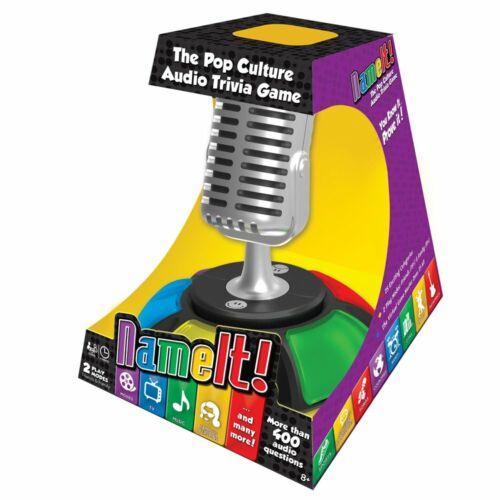 Audio Trivia Quiz Nameit Rocco Giocattoli 1117102