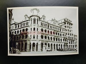 General Post Office Building Connaught Road Statue Hong Kong Photo Postcard Rppc Ebay