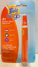 Tide To Go Stain Remover Pen 1 stick