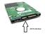 HP EliteBook Folio 9470M 9480M Hard Drive  SATA HDD SSD Interposer connector scr