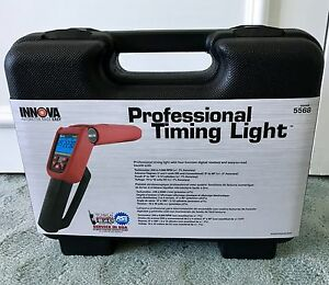 INNOVA-5568-Digital-Electric-Pro-Timing-Light-amp-Tool-Case
