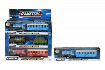 Teamsterz Tank Engine Train one random colour supplied