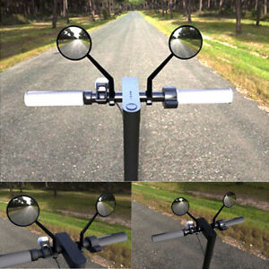 Electrico-Escuter-retrovisor-Espejos-manillar-de-montaje-para-Xiaomi-mijia-M365-7-5cm