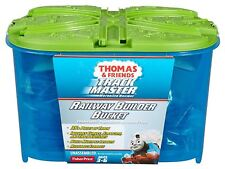Thomas & Friends Trackmaster Train Railway Builder Bucket Playset