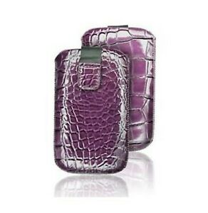 Housse-Etui-Pochette-Croco-Iphone-4-4S-Violet