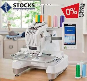 BROTHER-PR655-EMBROIDERY-MACHINE