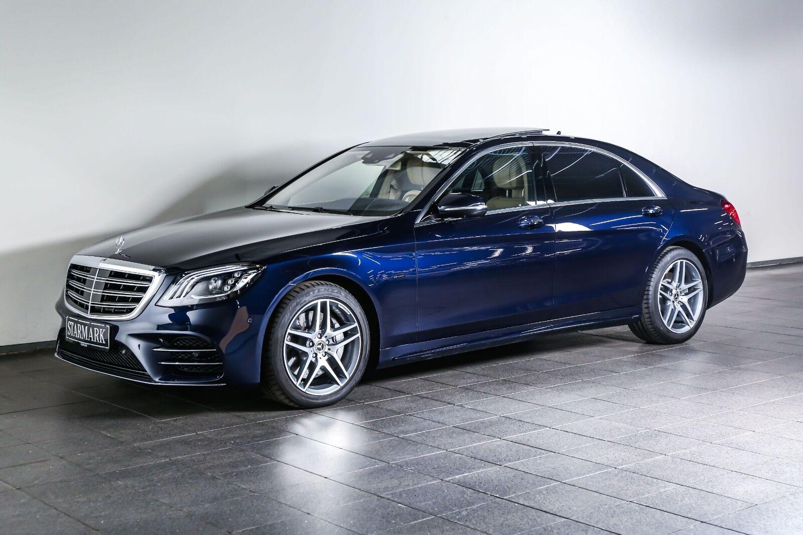 Mercedes-Benz S560 e 3,0 aut. lang