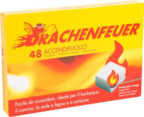 Anzündwürfel 1536stk kaminanzünder fuego anzündhilfe encendedor fuego de dragón