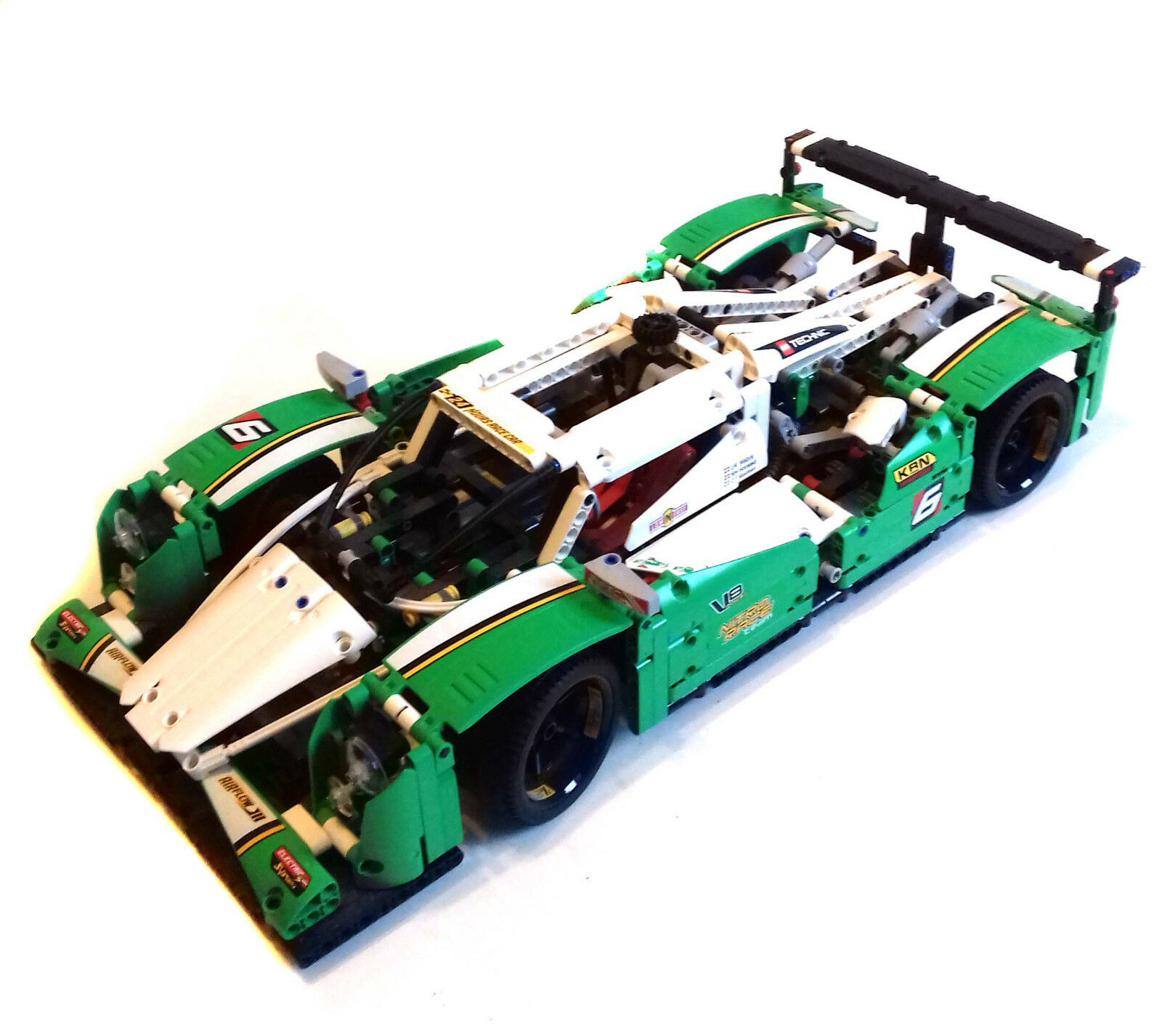 LEGO Toys TECHNIC 42039 24 HOURS LE MANS RACE CAR COMPLETED KIT - NICE