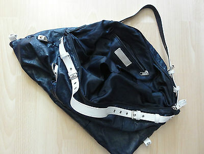 Eine wunderschöne Tasche von She in Blau/Weiß - top