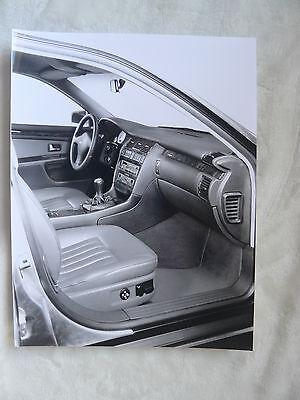Presse-foto Werkfoto Audi A8 Space Frame Asf Concept Car 1993 Aufrichtig A0003