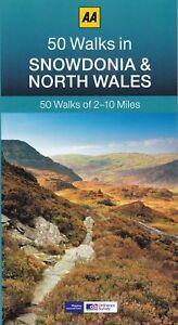 Aa-50-Promenades-en-Snowdonia-amp-North-Wales-Tout-Neuf-Envoi-GB