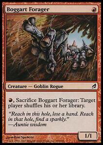MTG-Magic-C-Lorwyn-Boggart-Forager-SP