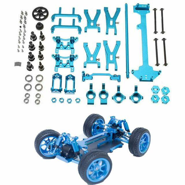 Upgraded Metal Parts Kit for WLtoys A959 A959B A969 A979B K929 RC Toys Car 1/18