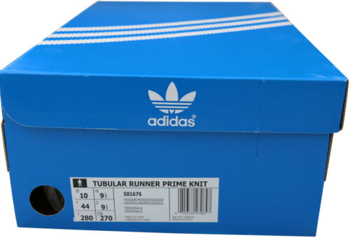 S81676 Adidas Tamaño Runner Nuevo Ovp Tubular Sneaker Primeknit 45 41 Originals Mens 6xr46