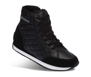 KP321BL, Height Elevator Women Fashion Sneakers High Top 2.8