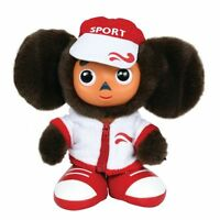 Cheburashka Plush Talking Toy -20 Cm -1 Songs & 9 Phrases -new