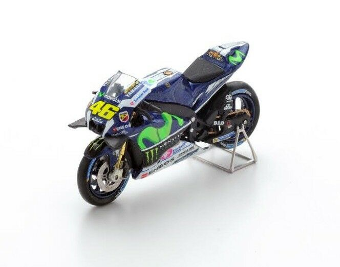 Yamaha YZR M1 V.Rossi  Winner Spanish GP - Jerez  2016 (Spark 1 43  M43006)