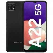 SMARTPHONE SAMSUNG A22 5G 64GB 4GB 48MPX DUAL SIM GRAY NUOVO
