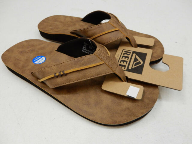 33b20ddbf4fc71 Reef Mens Sandals Marbea SL Tan Size 8 for sale online