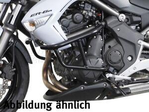 Initiative Kawasaki Er 6n Bj 2006-2008 Pare-carter Sw Motech Moto étrier De Protection Neuf-afficher Le Titre D'origine
