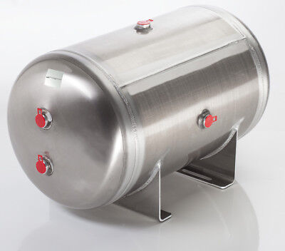 Druckluftbehälter Alu Mit Konsole – Art.-nr.135416