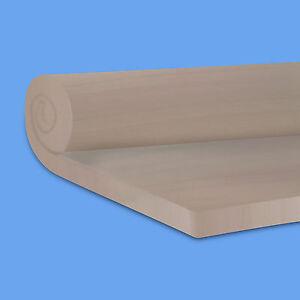 10lb cal king 4in memory foam mattress topper save 300 ebay. Black Bedroom Furniture Sets. Home Design Ideas