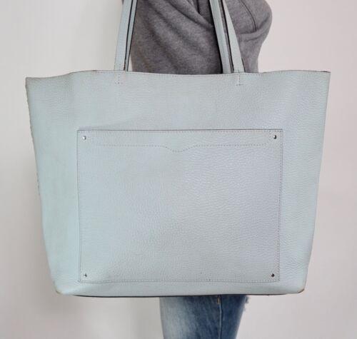Tote Rebecca Light Satchel Blue Hobo Purse Shoulder Leather Minkoff Bag Large ZZwn0q7U