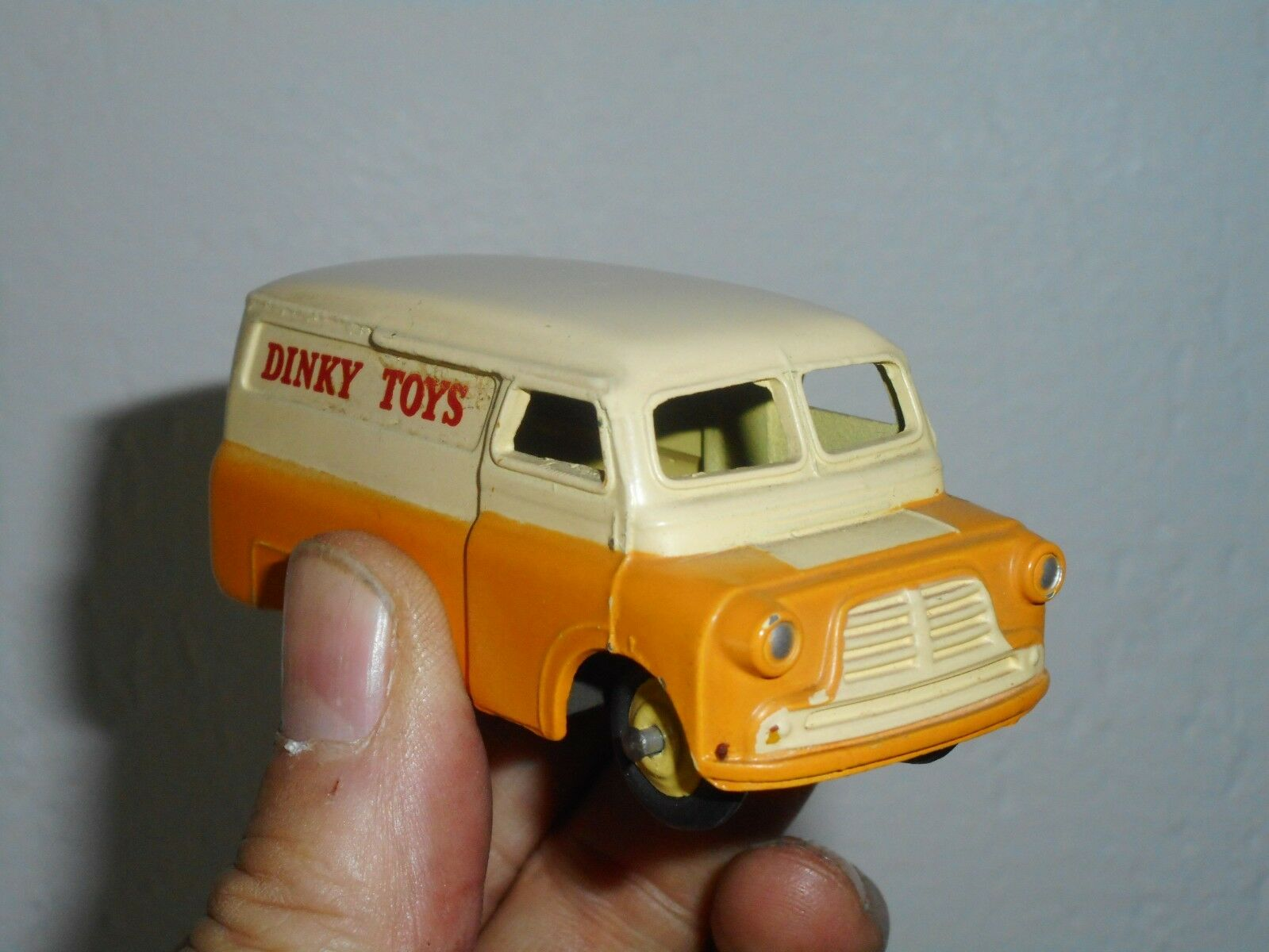Dinky gb vérirable and former bedford dinky toys good condition   sports chauds