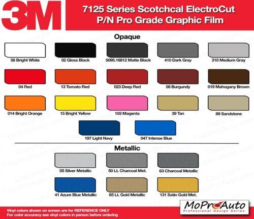 2015-2019 Toyota Tacoma Stripes TRD Hood SPORT PRO Vinyl Graphic Decals 3M Kit