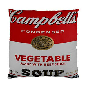 campbell s soup case Strategic management report for the campbell soup company marketing essay  in case quality products the suppliers face an  campbell's soup's core product.