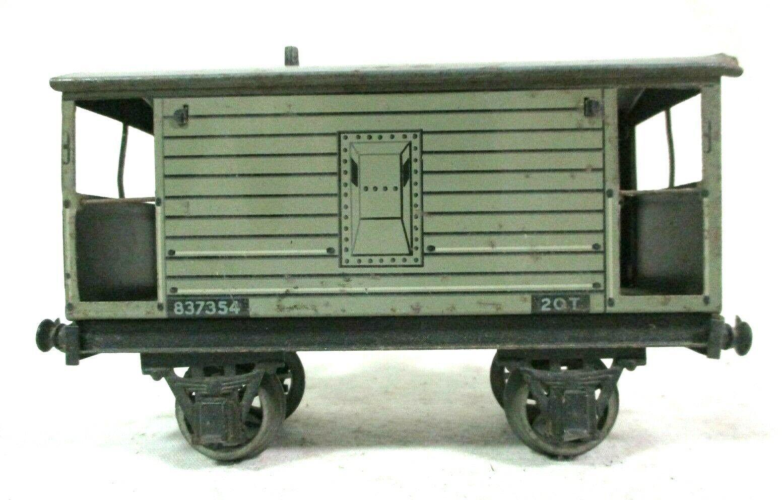 Bassett Lowke 837354 20T o Calibre Freno van FerroCocheril Modelo B66-39