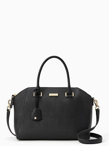 kate-spade-new-york-Tilden-Place-Pippa-Satchel-2-Colors-NWT-398