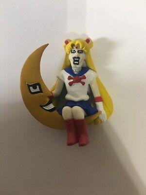 Medicom Bearbrick Be@rbrick 100/% Series 34 Cute Fuchiko Kitan Club S34 Girl Blue