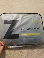 Z Malouf Travel Neck Pillow Zoned Dough