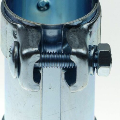Doppelschelle  Rohrverbinder Schelle 61 x 90 mm Audi
