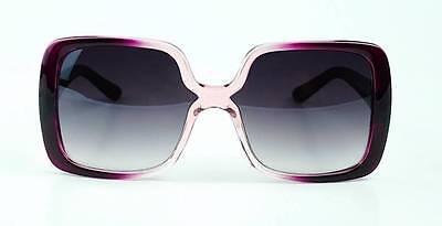 """Jackie O"" Vintage Retro Huge Big Oversized Xtra Large Women Gradient Sunglasses"