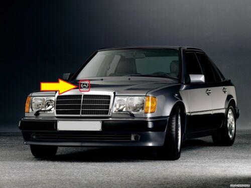 NEW Genuine Mercedes Benz MB E W124 front hood ornament Star Logo A1248800086