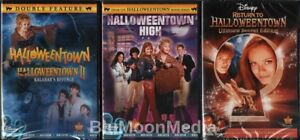 image is loading halloweentown 1 2 3 4 dvd lot complete
