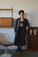Damen Lederjacke Jacke ECHTES LEDER 80er TRUE VINTAGE woman leather jacket 80's