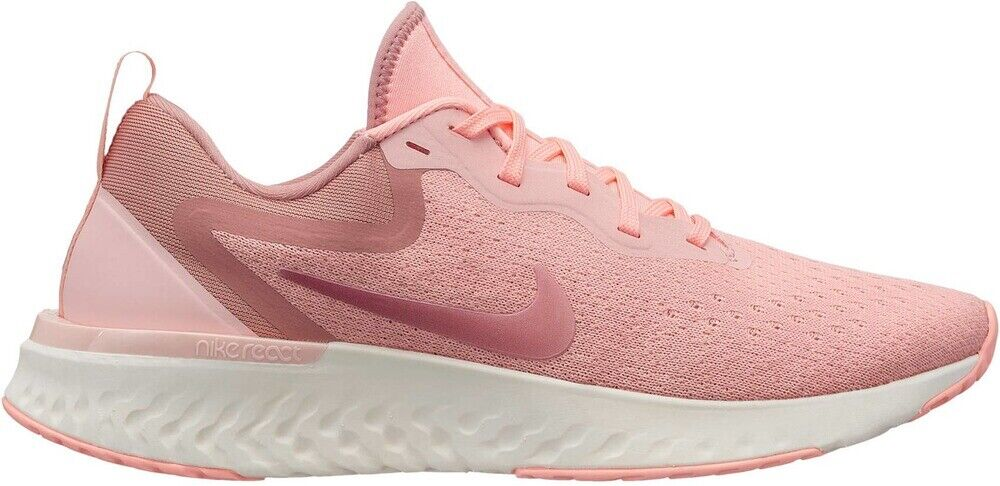 Nike Ladies Running shoes Odyssey React Coral Casual shoes Sport shoes Trainers