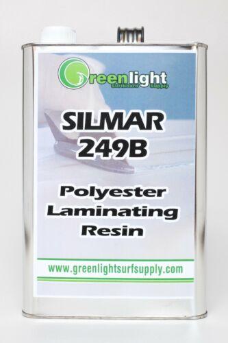 Silmar 249B Polyester Surfboard Resin