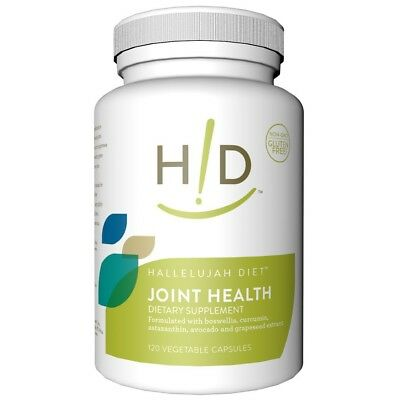 Health & Beauty Natural & Alternative Remedies Ingenious Hallelujah Acres Gelenkgesundheit Ergänzung Curcumin Boswellia Astaxanthin