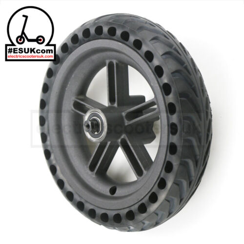 Honeycomb Version 2.0 with WHEEL HUB included M365 Solid Tyre FREE SHIPPING