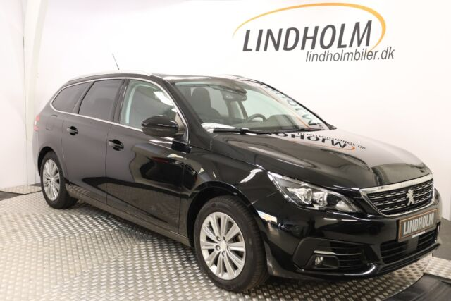Peugeot 308 1,5 BlueHDi Selection Sky SW EAT8