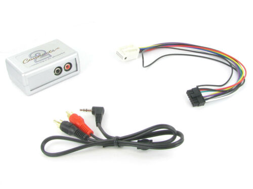VW Aux Cable Adaptador Touran Transporter 3.5 mm Jack iPod iPhone MP3 coche CTVVGX 004