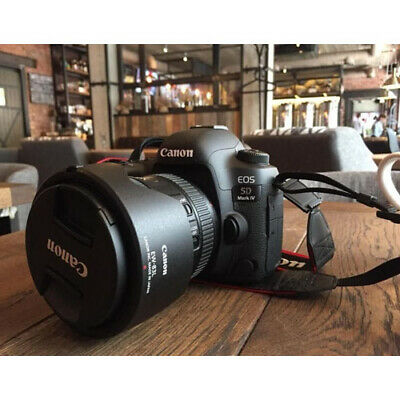Canon EOS 5D Mark IV with 24-70mm f4 L IS USM kit (Multi) Ship From EU Nuevo