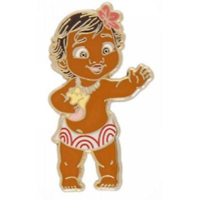 Baby Moana Disney Pin 125916