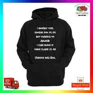 Funny Cool Hooded N ireland News Satire Unisex Rhi Hoodie Parody Scandal 5vUnfX0f